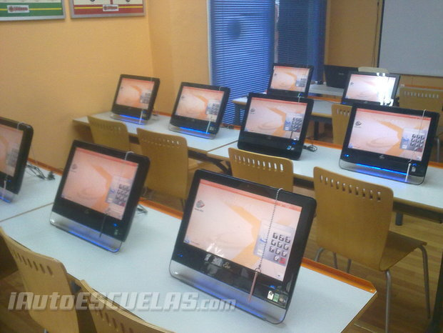 Aulas multimedia