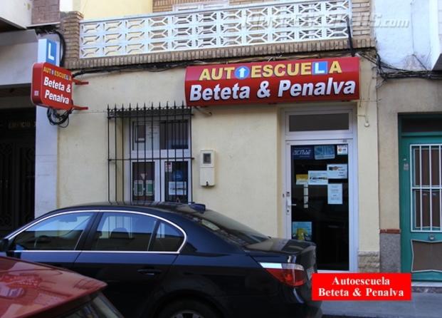 Autoescuela Beteta Y Penalva Iautoescuelas Com